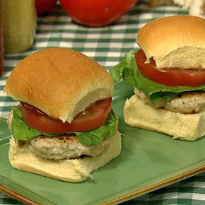 turkey slider