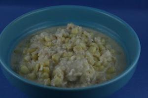 Crockpot Corn Risotto